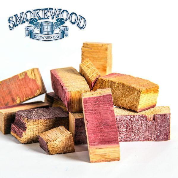 Smokewood Rotwein Mini Blocks 800g