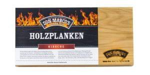 Don Marco's Holzplanken Kirsche 2er Set