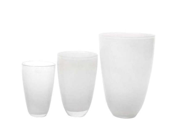 DutZ Vase FLOWERVASE, white