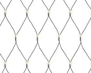 LED Netzbel. außen 3x3m