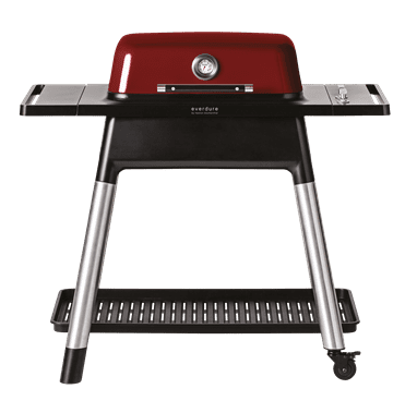 Everdure FORCE red - Gasgrill 2 Brenner