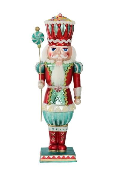 Weihnachten Gift NUSSKNACKER, rot