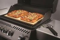 Rechteckiger Pizzastein, 51x34cm