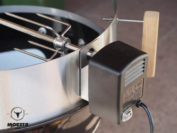 Rotisserie Set für 57cm Kugelgr. - Moesta