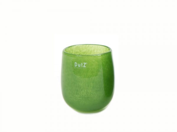 DutZ Vase BARREL, jungle green