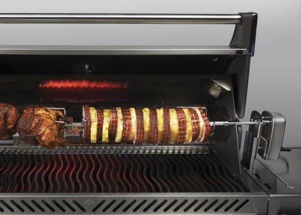 Rotisserie Comm. Quality für Prestige PRO™ 825