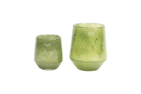 Vase Dutz NITA 1 avocado bubbles