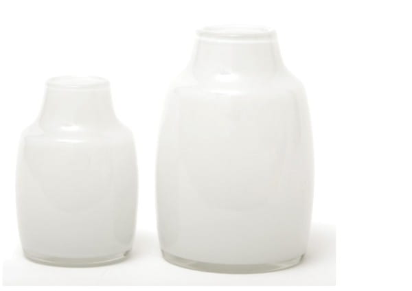 DutZ Vase MODERNO white
