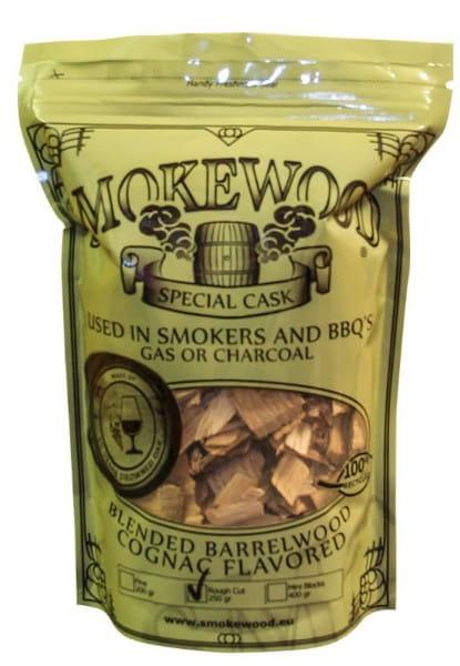 Smokewood Cognac Rough Cut 260g