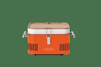 Everdure CUBE orange - tragbarer Kohlegrill