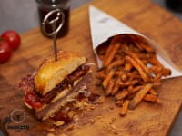 Burger Spieß 6er-Set Edelstahl - Moesta