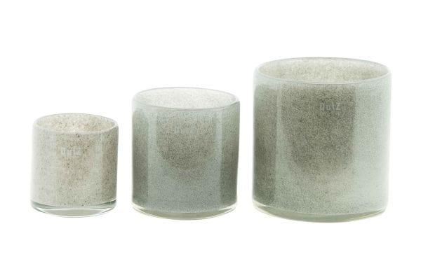 DutZ Vase CYLINDER H18 Ø18, new grey