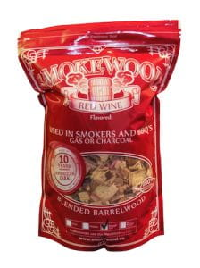 Smokewood Rotwein Rough Cut 600g