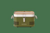 Everdure CUBE khaki - tragbarer Kohlegrill