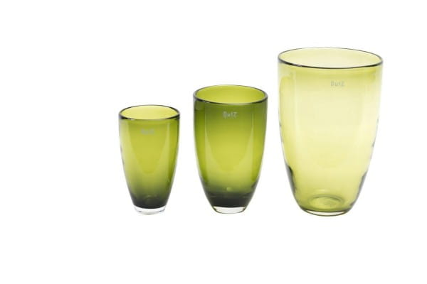 Vase Dutz FLOWERVASE olive