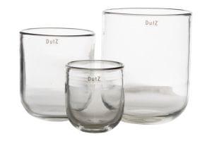DutZ Vase, clear