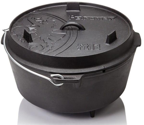 Petromax Feuertopf mit Füßen - Dutch Oven