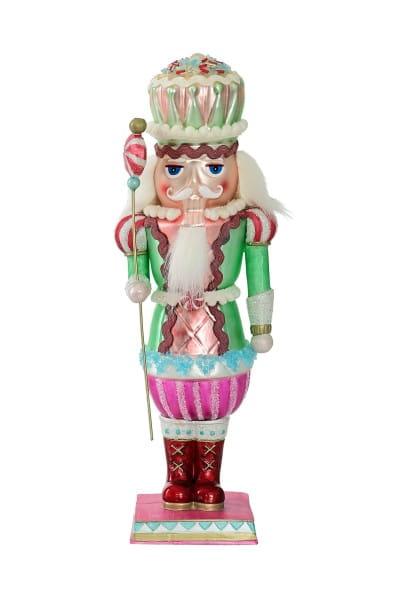Weihnachten Gift NUSSKNACKER, grün