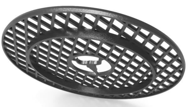Moesta - Gussrost für BBQ Disk