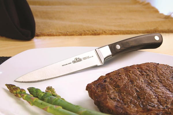 Wellenschliff Steak Messer