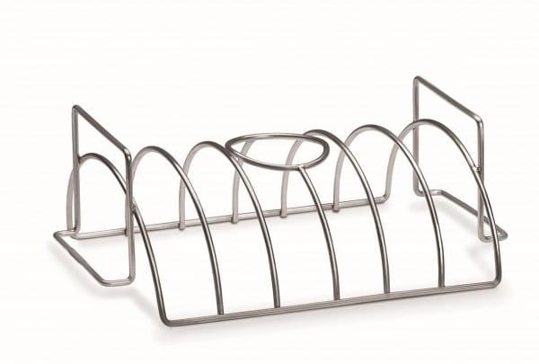 Edelstahl Spare Rib- / Braten-Halter