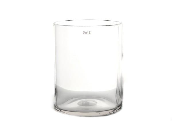 DutZ Vase CYLINDER, clear