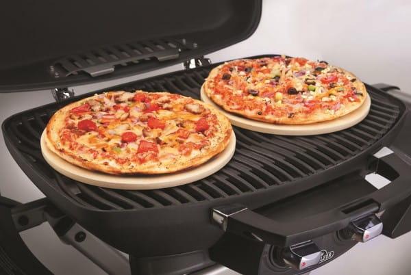 Persönlichen Pizzastein für TravelQ™ Serie, ø 25cm (2 Stück)