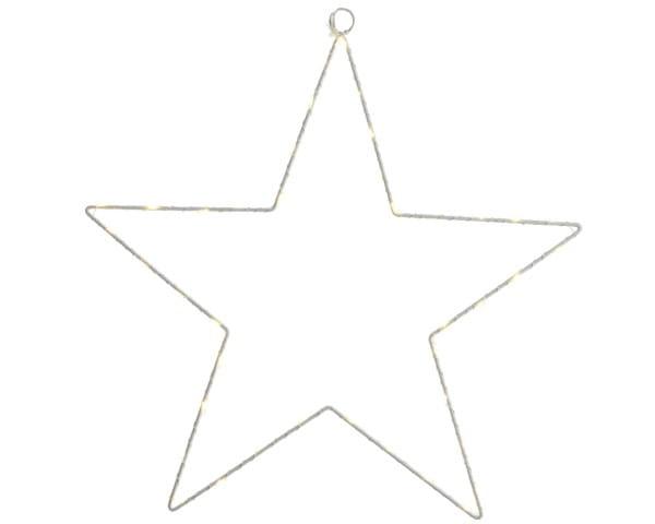 LED Stern weiß