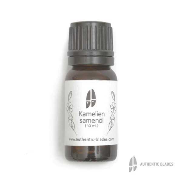 40ml Kameliensamenöl - Authentic Blades