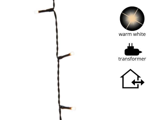 Lichterkette LED-RICELIGHT, 27m warmweiß