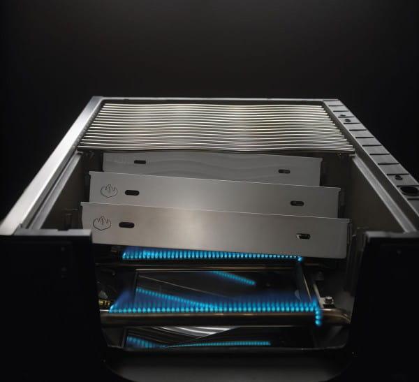 Prestige Pro™ 500, Edelstahl, Einbau