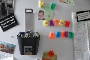 JC Flaschenöffner Auffangbecher - Höfats