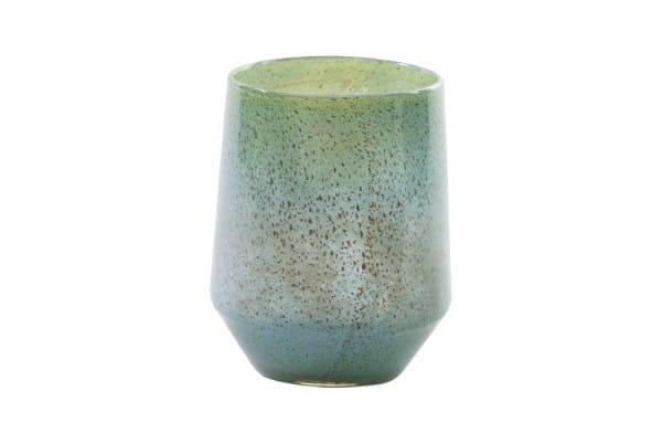 Vase Dutz NITA 1, tropical blue