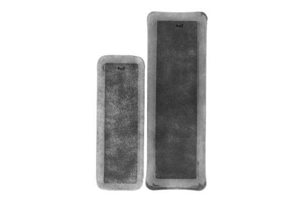 Platte DutZ PLATE RECT 66 x 22 cm grey