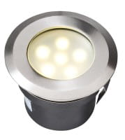 LED-Einbauleuchte 6-flammig Sirius