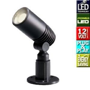 """""""ALDER"""" LED-Strahler aus Aluminium"""