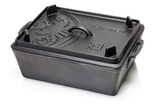 k8, kastenform mit Deckel - Petromax