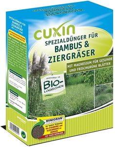 Cuxin Spezialdünger für Bambus & Ziergräser 1,5KG