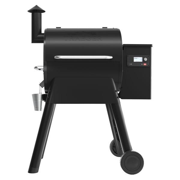 Pro575 schwarz - Traeger