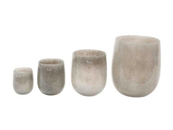 DutZ Vase BARREL, new grey