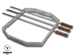 Churrasco' BBQ-Set für 57cm - Moesta