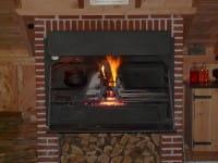 Homefires Braai Grill, einbau 1200