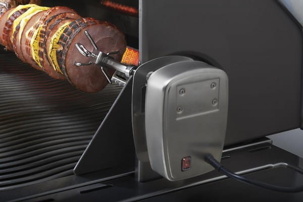 Rotisserie Comm. Quality für LE, LEX & Prestige (PRO) 500