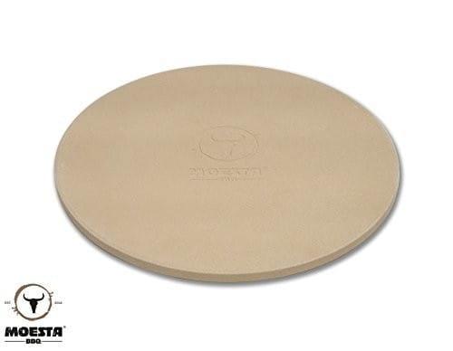 Pizzastein mit Stier 36,5cm - Moesta